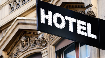 ¿Buscas hotel?
