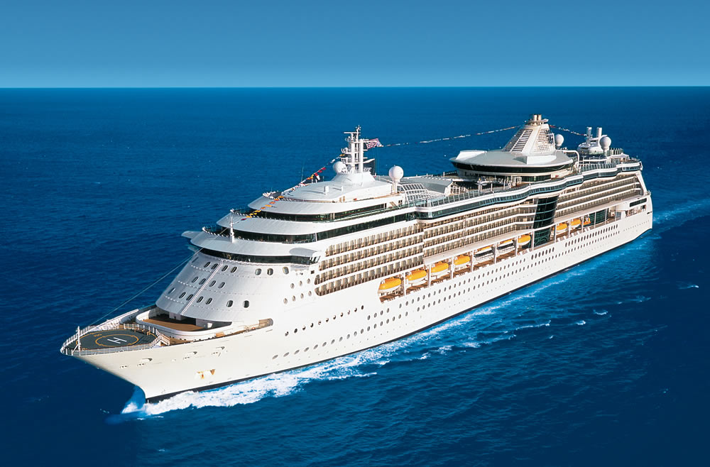 Resultado de imagen para foto del crucero de Royal Caribbean Oasis of the Seas