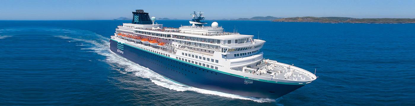Cubiertas del barco Zenith, Pullmantur - www.logitravel.com.mx