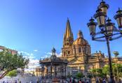 Vuelos Ciudad de México, CDMX Guadalajara, MEX - GDL